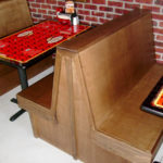 Foster's Grille Booths - Made by Us